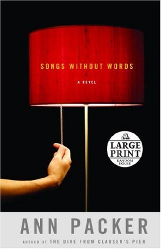 9780739327678: Songs Without Words (Random House Large Print)