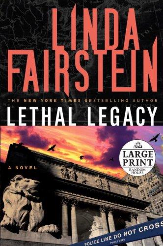 9780739327708: Lethal Legacy: A Novel (Random House Large Print)