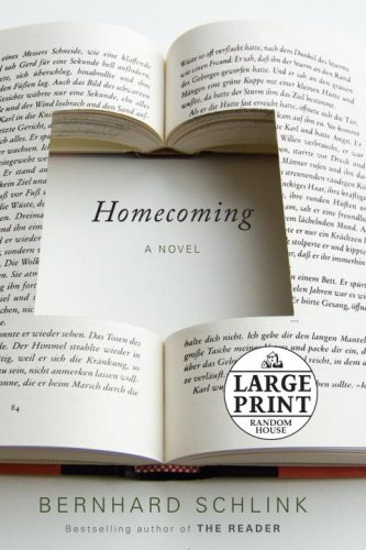9780739327777: Homecoming (Random House Large Print)