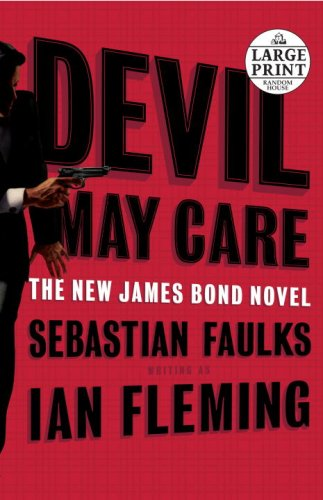 9780739327852: Devil May Care (Random House Large Print)