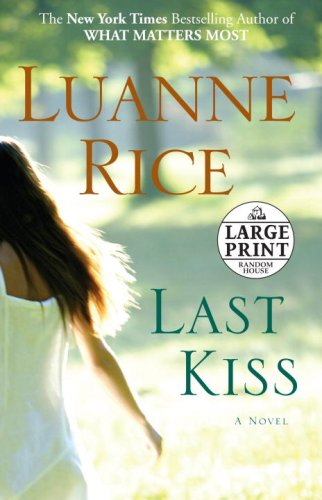9780739327890: Last Kiss: A Novel (Random House Large Print)