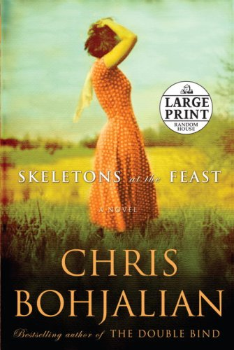 9780739327951: Skeletons at the Feast (Random House Large Print)