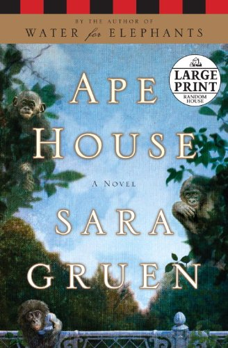 9780739328040: Ape House (Random House Large Print)