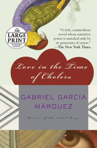 9780739328057: Love in the Time of Cholera (Random House Large Print)