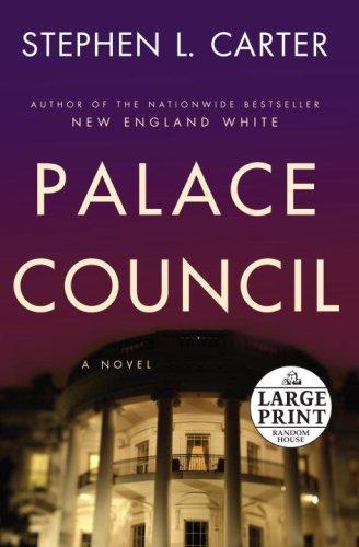 9780739328132: Palace Council [LARGE PRINT]