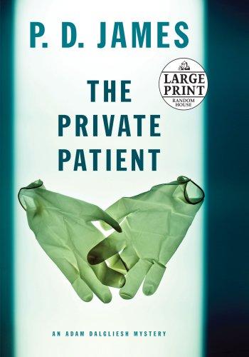 9780739328200: The Private Patient (Random House Large Print)