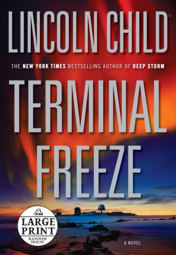 9780739328262: Terminal Freeze (Random House Large Print)