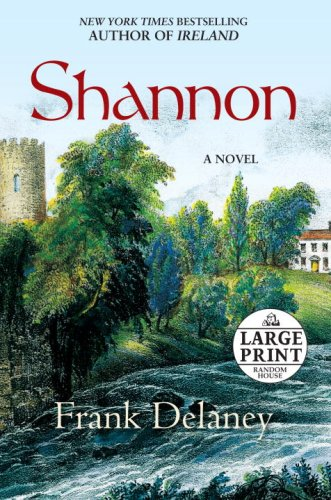 9780739328354: Shannon: A Novel of Ireland (Random House Large Print)
