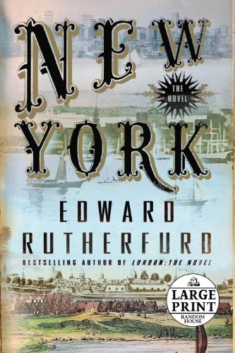 9780739328453: New York: The Novel (Random House Large Print)