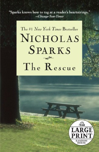 9780739328552: The Rescue (Random House Large Print)