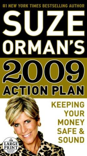 9780739328590: Suze Orman's 2009 Action Plan (Random House Large Print