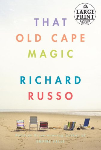 9780739328613: That Old Cape Magic: A Novel (Random House Large Print)