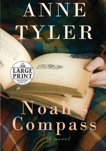 9780739328644: Noah's Compass: A Novel (Random House Large Print)