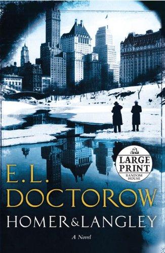 9780739328675: Homer & Langley: A Novel (Random House Large Print)