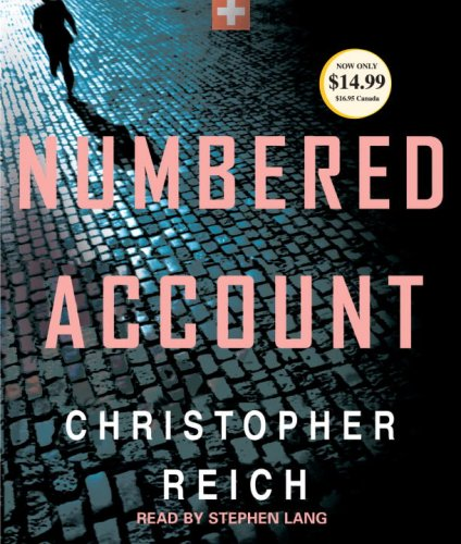 Numbered Account (0739329146) by Christopher Reich