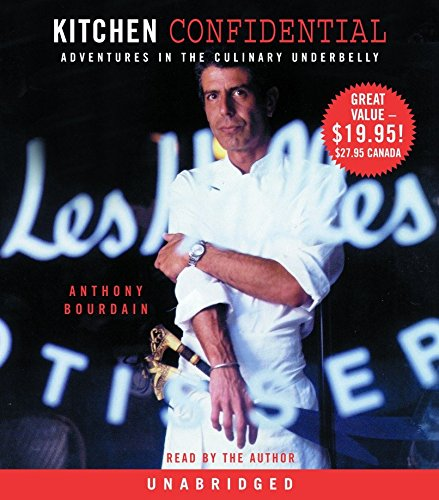 9780739332351: Kitchen Confidential: Adventures in the Culinary Underbelly