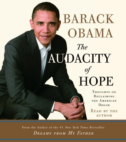 9780739334089: The Audacity of Hope: Thoughts on Reclaiming the American Dream