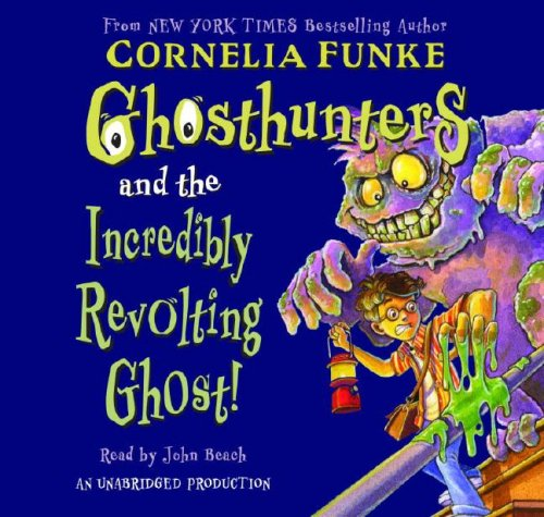 Ghosthunt#1/Incred Re(lib)(CD) (Ghosthunters): Funke, Cornelia