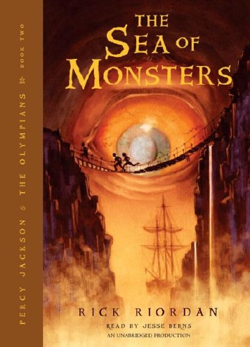 9780739335864: The Sea of Monsters: Percy Jackson and the Olympians, Book Two
