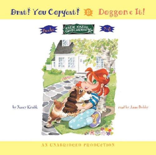 9780739336229: Drat! You Copycat! & Doggone It! (Katie Kazoo, Books 7-8)