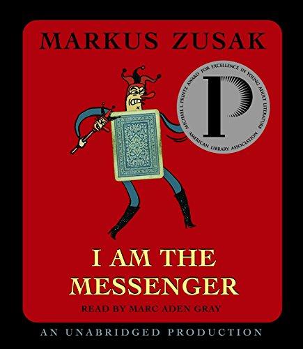 I Am the Messenger (Compact Disc): Markus Zusak