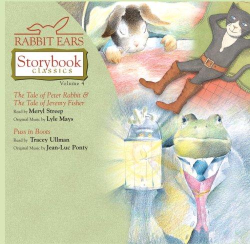 9780739337615: Rabbit Ears Storybk4(lib)(CD)