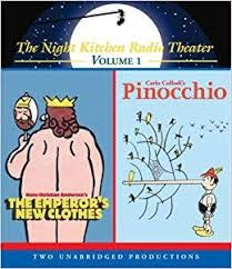 The Emperor's New Clothes and Pinnocchio (The: Arliss Howard (Narrator),