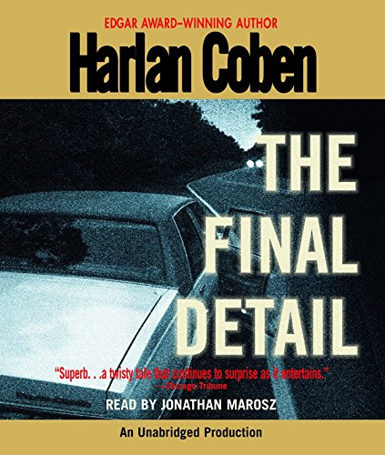 9780739341179: The Final Detail (Myron Bolitar)