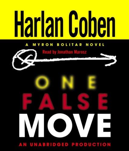 One False Move (Myron Bolitar Mysteries): Coben, Harlan
