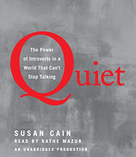 9780739341247: Quiet: The Power of Introverts in a World That Can't Stop Talking