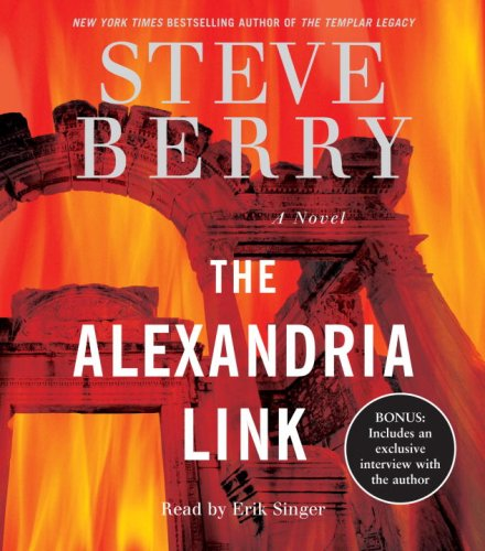The Alexandria Link - Audio Book on CD
