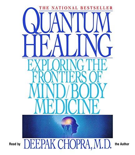 9780739343968: Quantum Healing: Exploring the Frontiers of Mind/Body Medicine