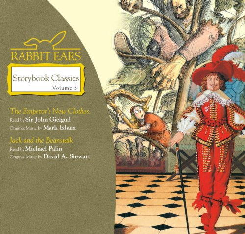 9780739347881: Rabbit Ears Storybook Classics: Volume Five: Emperor's New Clothes, Jack and the Beanstalk