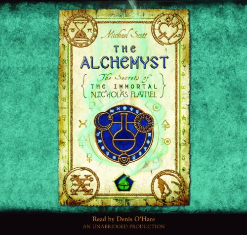 9780739351048: The Alchemyst: The Secrets of the Immortal Nicholas Flamel