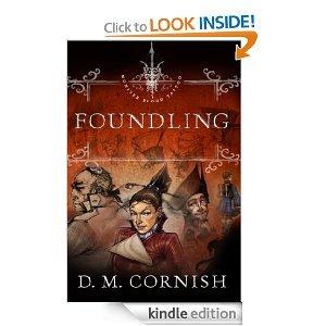 9780739351208: Foundling (Monster Blood Tattoo, #1)