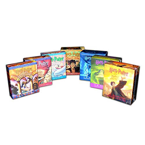 9780739352243: Harry Potter 1- 7 Audio Collection