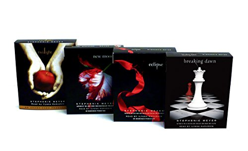 Stephenie Meyer: Twilight/New Moon/Eclipse/Breaking Dawn CD Ppk (The Twilight Saga):...