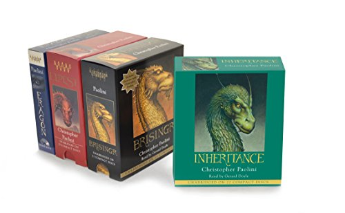 9780739352892: The Inheritance Cycle Audiobook Collection (Inheritance Trilogy (Audio))