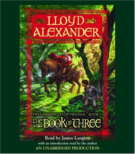 9780739356128: The Prydain Chronicles Book One: The Book of Three (Chronicles of Prydain)