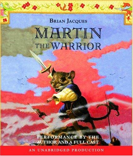 9780739356142: Martin the Warrior (Redwall (Listening Library Audio))