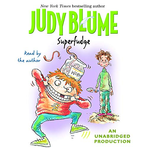 Superfudge (Audio CD): Judy Blume