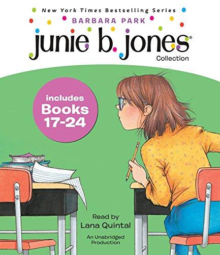 9780739356340: Junie B. Jones Audio Collection, Books 17-24