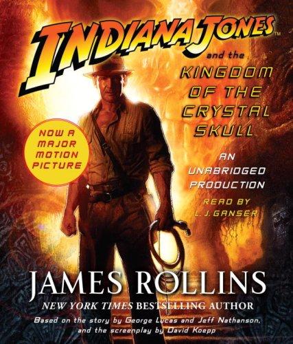 9780739358986: Indiana Jones and the Kingdom of the Crystal Skull
