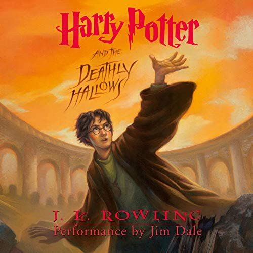 Harry Potter and the Deathly Hallows Format: AudioCD