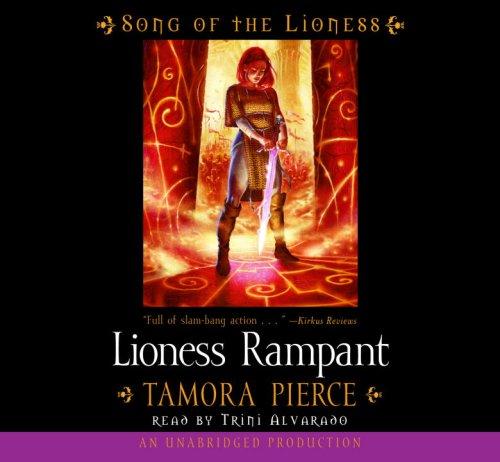 Lioness Rampant (0739361120) by Tamora Pierce