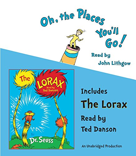 9780739363911: Oh, the Places You'll Go! and The Lorax