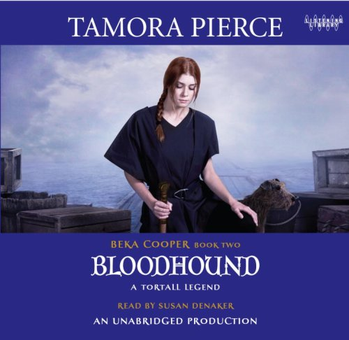 9780739364208: Bloodhound a Tortall Legend (Beka Cooper Book Two)