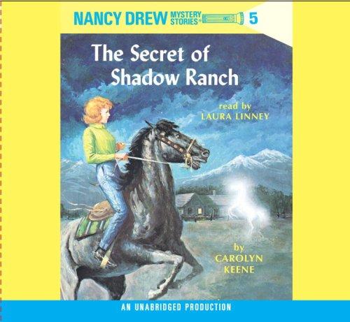 9780739364512: Nancy Drew 5: The Secret of Shadow Ranch