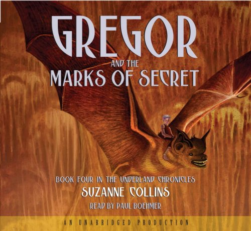 9780739364840: Gregor and the Marks of Secret: The Underland Chronicles, Book 4 , Unabridged 6 Cd Set, Library Edition