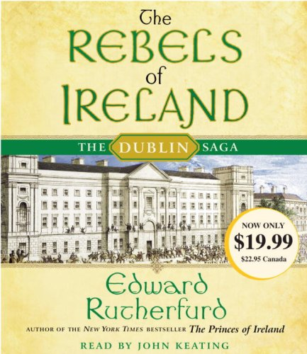 9780739365724: The Rebels of Ireland: The Dublin Saga